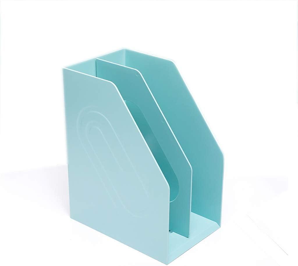 WLG Popular San Jose Mall overseas Desk Storage Organizer Plastic Shelf Rack Thickened