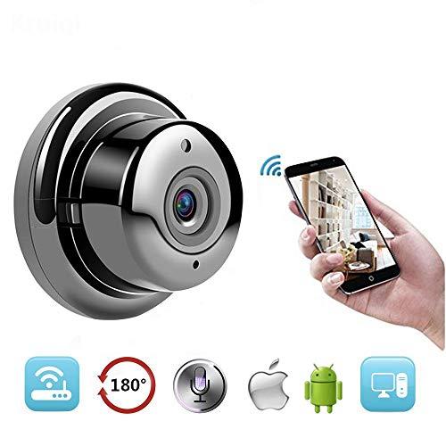 LYA Wireless IP-camera HD 720P Mini WiFi camera-netwerk -P2P-baby-monitor 960P CCTV videocamera met IR-Cut Two Way