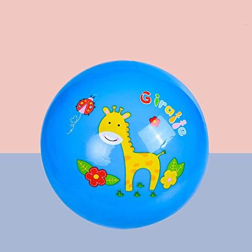 HZBTOY Kinderball, aufblasbare spielzeugball (Color : Blue)