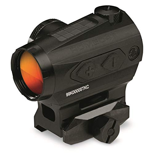 Sig Sauer SOR43031 Romeo4T Red Dot