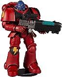 McFarlane- Warhammer 40000-Figuras WV2 (17,7 cm), Color Rosso, Talla única (10916-0)