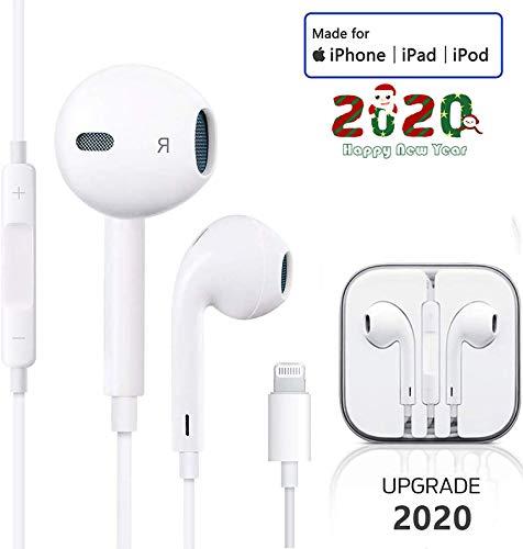 Lighting Earbuds for iPhone 7 Earphones Connector Pop-up Pair Headphones...