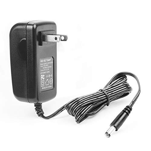 HKY 9V AC Adapter Charger for Crosley Cruiser Portable Turntable Record Player CR8005A CR8005A-BK CR8005A-BL CR8005A-GR CR8005A-OR CR8005A-PI CR8005A-TP CR8005A-TU CR8005A-TW Power Supply Cord Cable
