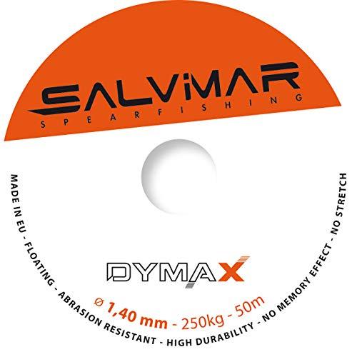SALVIMAR Dymax Seil, 50 m, Mehrfarbig