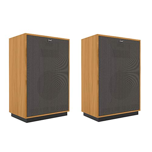 New Klipsch Cornwall IV Floorstanding Speakers in Natural Cherry
