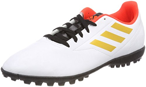 adidas Men's Footbal Shoes, White Ftwwht Tagome Solred 000,...