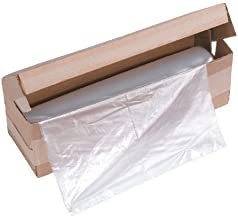 $69 » HSM 2523 Shredder Bags, 96 Gallon Capacity, Size 25 x 23 x 45 Inches,White