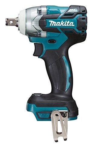 Makita Akku-Schlagschrauber DTW285Z, 18V kabellos, bürstenlos (Li-Ion Schlagschrauber–Blau/Schwarz)