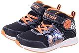 Josmo Kids Boy's Space Jam Sneaker (Toddler/Little Kid) Black/Orange 9 Toddler M