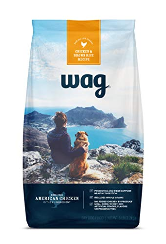 Amazon Brand Wag Dry Dog Food Only $6.01 (Retail $10.84)