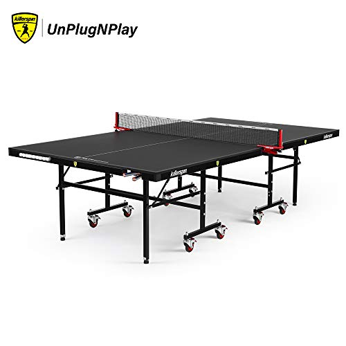 Best Buy! Killerpin MyT4 BlackPocket Table Tennis Table - Premium Pocket Design Ping Pong Table