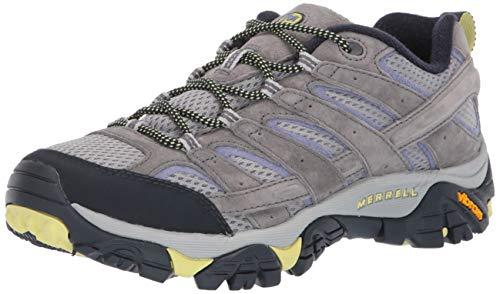Merrell Moab 2 Vent, Zapatillas de Senderismo para Mujer, Azul (Navy Morning), 36 EU