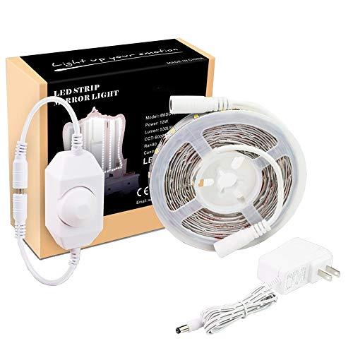 Tira de luces LED con 2 modos de iluminación para el jardín interior, jardín, terraza, boda, Navidad, dormitorio, decoración DIY