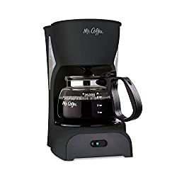 Mr. Coffee's Simple Brew 4-Cup Coffee Maker