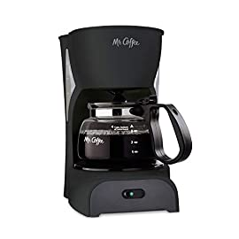 Mr. Coffee simple brew 4 cup switch coffee maker 6 imported
