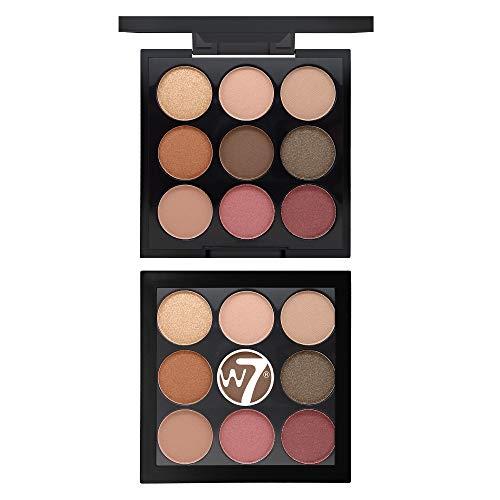 W7 | Eyeshadow Palette | The Naughty Nine Eye...