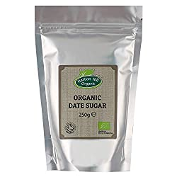 Flat Shipping Rate 100% premium organic Date Sugar from Hatton Hill Organic Produced to the highest standards Re-sealable bag to ensure continuous freshness Certified organic by the Soil Association