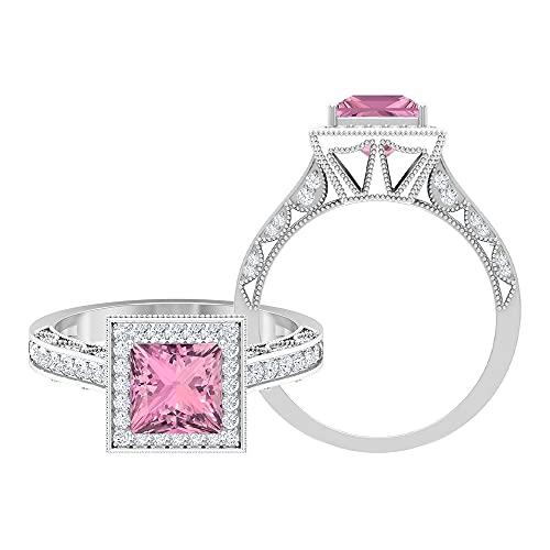 anillo de compromiso antiguo
