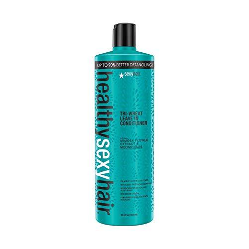 Sexy Hair Après-Shampoing sans Rinçage Tri-Wheat Healthy Soy