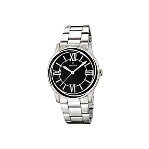 Festina F16722/2 – Reloj de Cuarzo para Mujer, con Correa de Acero