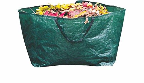 Gartentasche 210 l Gartensack Beutel Laubtasche Tasche Sack 210l neu