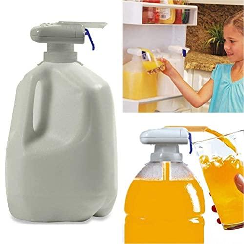 Dispensador automático de bebidas, dispensador de agua con grifo, grifo eléctrico para agua, jugo de leche, cerveza, botella de bebidas para el hogar, fiesta, cocina al aire libre, jardín