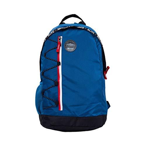 Max 27 Ltrs Blue Casual Backpack (BKPK Star Backpack)