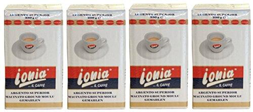 Ionia Caffè Argento Superior (4 x 250 g)