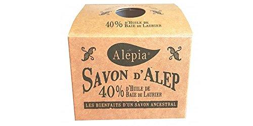 Alepia Savon d'Alep Authentique 40%