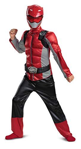 Disguise Disfraz de Power Ranger Beast Morpher, niño