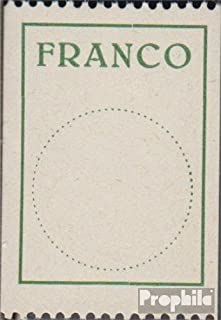 Switzerland DF V (Complete.Issue.) 1959 Service Mark Franco-Zettel (Stamps for Collectors)