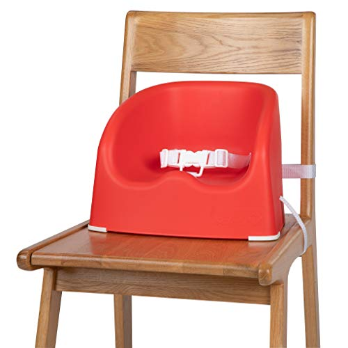 Safety 1st Rehausseur de Chaise Essential Booster Red Campus 6 Mois à 3 Ans Jusqu'à 15 kg