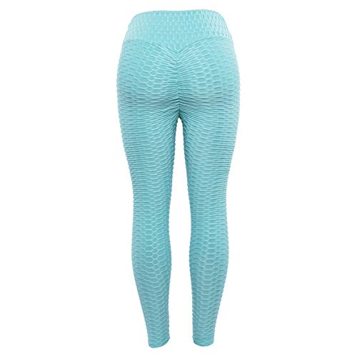 UGGHGHK Breathable Yogahosen DrückenFrauen-Gamaschen-Eignungs-Hohe Taillen-Hosen Für Weibliche Bodybuilding-Kleidung Frauen-Yoga Patns Hoch