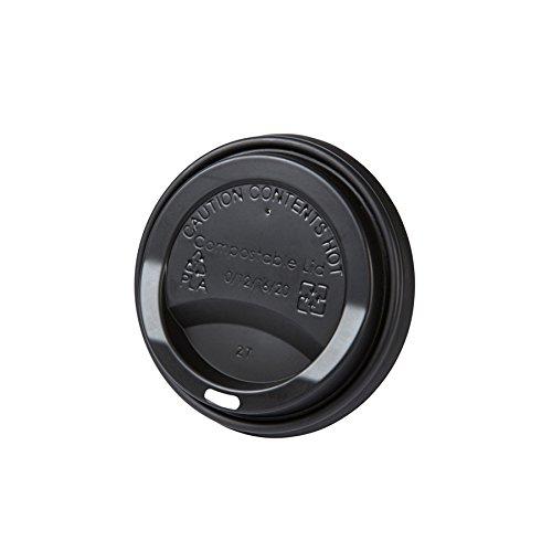 BIOZOYG Tapa de Taza para café To Go Ø 80mm I 50...