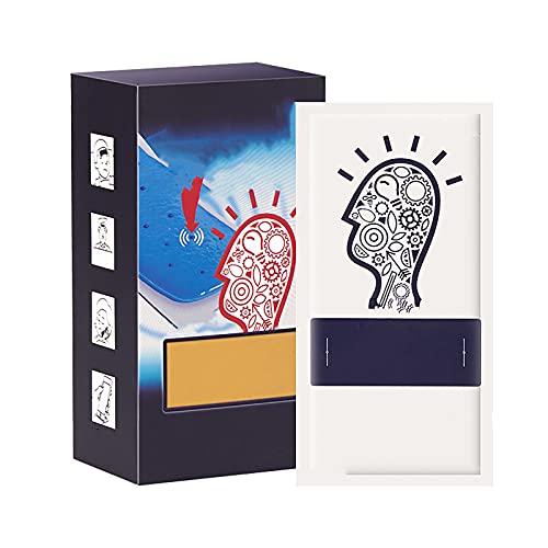 XYZLEO con Bolsa De RefrigeracióN De Gel,Compresas FríAs Artefacto De Verano 16 Piezas,Parches De Gel Refrescante PrevencióN del Golpe De Calor Enfriamiento FíSico