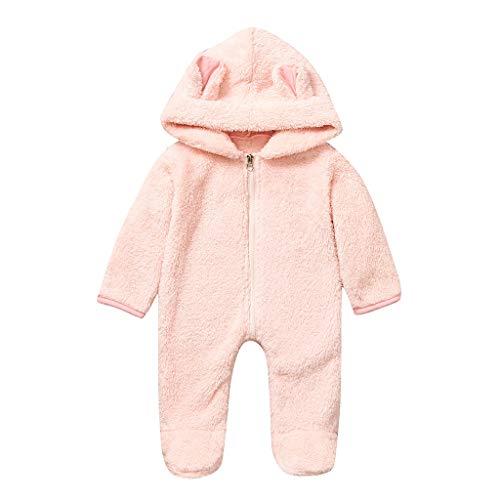Schlafsäcke für Baby-Jungen, Baby Erstausstattung Unisex, Neugeborenes Baby Wickeln Swaddle Decke (60(0-6 Months), Pink)