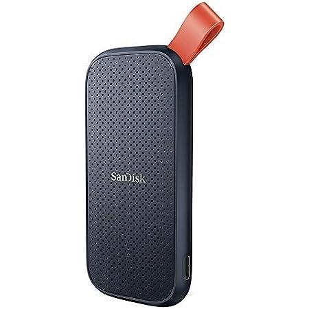 SanDisk 1 To Disque SSD portable allant jusqu'à 520Mo/s en vitesse de lecture