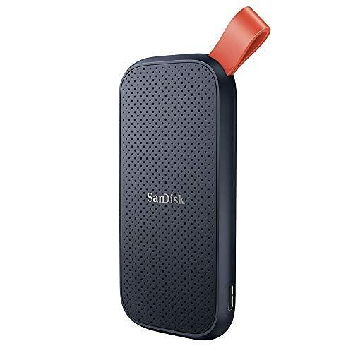 SanDisk SSD Portatile, Velocità di Lettura Fino a 520 MB/s, 1 TB
