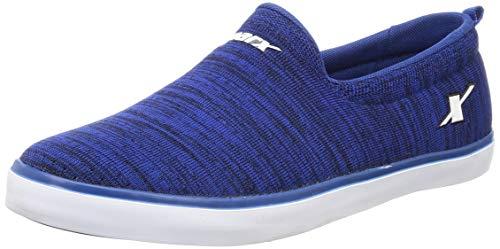 Sparx Men's SM-633 Royal Blue White Sneaker-10 UK (44 2/3 EU) (SC0633GRBWH0010)