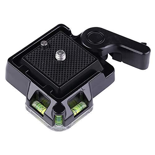 Camera Camcorder Tripod Monopod Ball Head Quick QR Plate