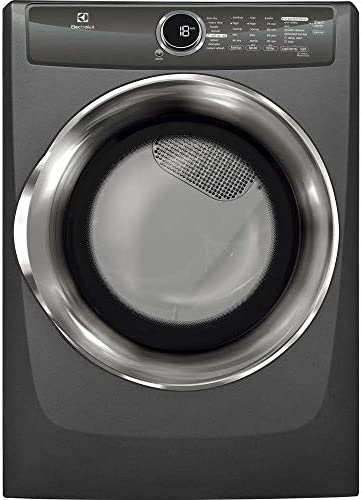 Electrolux EFME517STT 27 Energy Star Front Load Electric Dryer with 8 cu ft Capacity 8 Dry Cycles product image