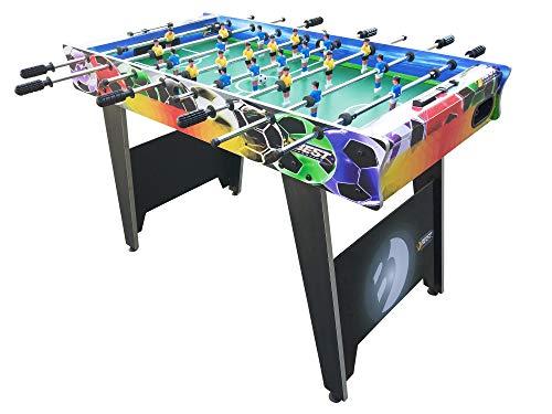 Best Sporting Tischkicker Soccer für Hobby, Freunde, Familie und Arbeitskollegen
