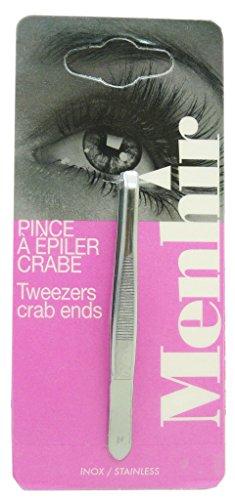 Vitry Pince à épiler mors crabe inox