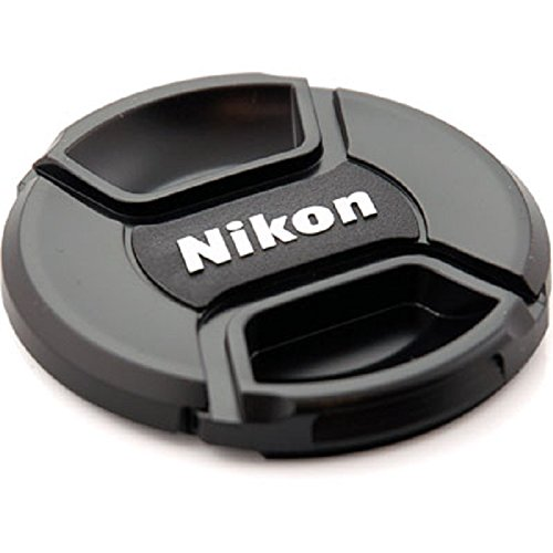 SCOT - Copriobiettivo per fotocamera digitale Nikon, 52 mm