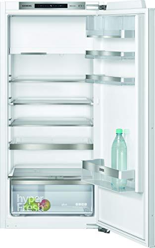 Siemens KI42LADF0 iQ500 Einbau-Kühlschrank mit Gefrierschrank / A++ / 172 kWh/Jahr / 195 l / hyperFresh Plus / LED Beleuchtung / superCooling