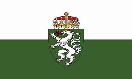 U24 Fahne Flagge Steiermark Bootsflagge Premiumqualität 60 x 90 cm