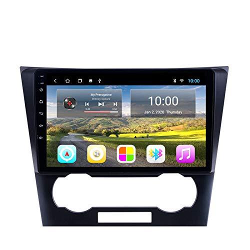 LHMYHHH Il Lettore Multimediale per Auto È Adatto per Auto Android Chevrolet Epica 2007-2012 con Navigazione GPS Bluetooth Integrata Navigazione Full Touch 2G + 32 GB