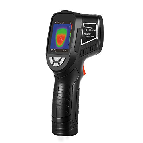 Seesii 240x 320 Infrared (IR) Thermal Imager,Handheld Thermal Imaging Camera with 2.5' Color...