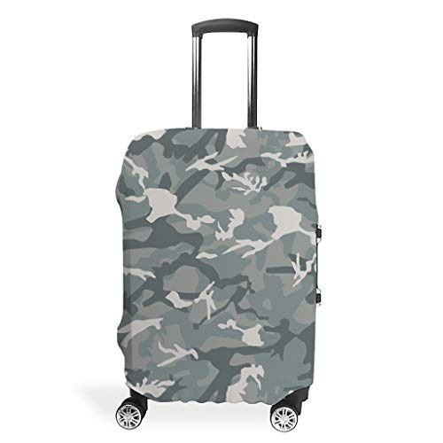 Travel Luggage Protection - Dustproof 4 Sizes Fit Many Luggage, White (White) - Twelve constellations-XLXT