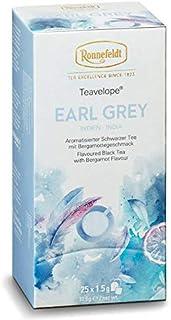 Ronnefeldt - Teavelope - Earl Grey - Aromatisierter Schwarzer Tee - 25 x 1,5g Teebeutel